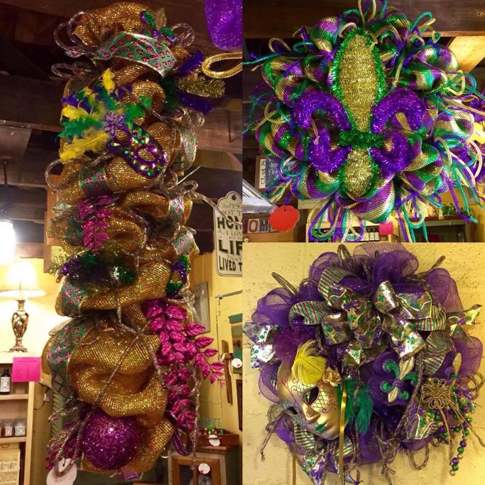 Mardi Gras Parades | West Baton Rouge