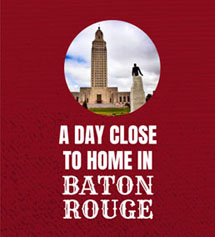 West Baton Rouge Itinerary
