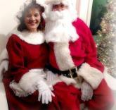 Westside Christmas Fest Santa