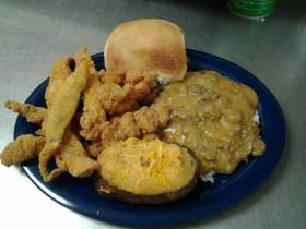 The Lunch House - West Baton Rouge Louisiana