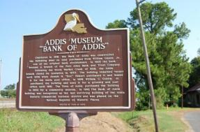 Addis Museum - West Baton Rouge Louisiana