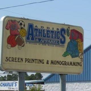 Addis Atheletics - West Baton Rouge Louisiana