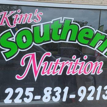 Kim's Southern Nutrition - West Baton Rouge Louisiana