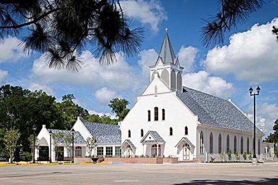 St. John the Baptist Catholic Church  - West Baton Rouge Louisiana